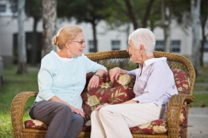 talking about home care