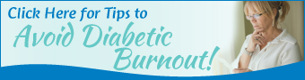 home care to avoid diabetic burnout
