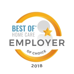 2018 Employer of Choice