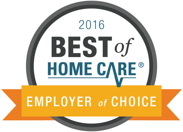 2016 Employer of Choice